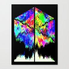 Calamity Inverted Canvas Print