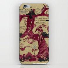 Marina Militare #2 iPhone & iPod Skin