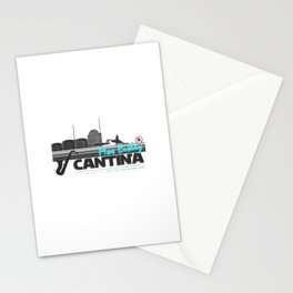 Mos Eisley Cantina Stationery Cards