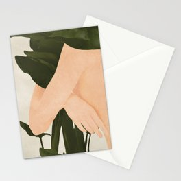 In my Arms Stationery Cards