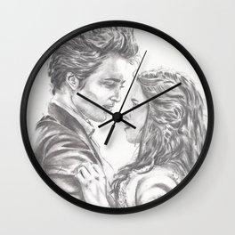 Twilight - Edward & Bella Wall Clock