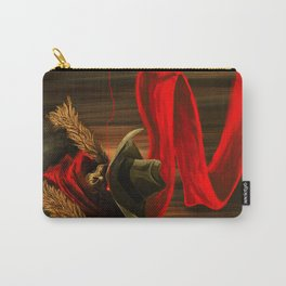 Skull Cowboy Carry-All Pouch