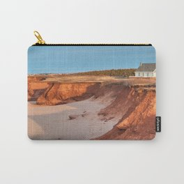 Thunder Cove Beach Cliffs Carry-All Pouch