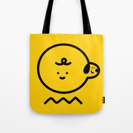 Charloopy Tote Bag