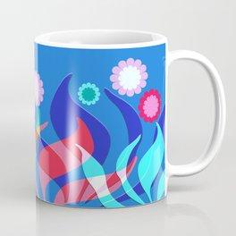 F for Fox Coffee Mug