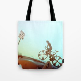 Desert Clime(b)s Tote Bag