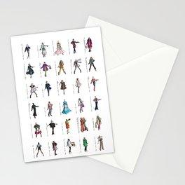 Digital Catwalk: April 2013 Stationery Cards