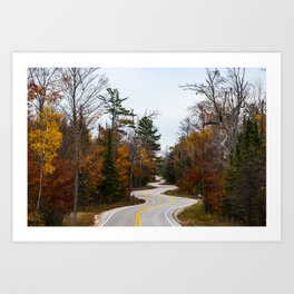 Door County #1 Art Print