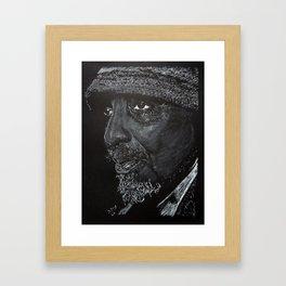 Thelonius Monk Framed Art Print