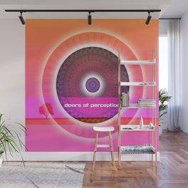 Doors of perception series 2 Wall Mural