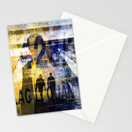 URBAN INDUSTRIAL III Stationery Cards
