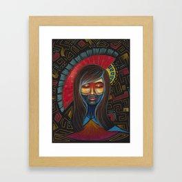 DreamWalker Framed Art Print