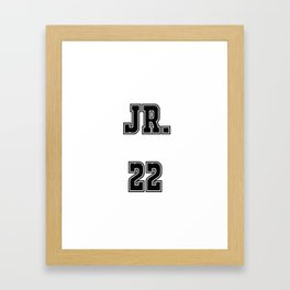 GOT7 JR 22 Framed Art Print