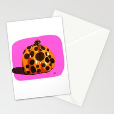 Kusama's Pumpkin Stationery Cards
