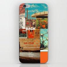 Welcome Back iPhone & iPod Skin