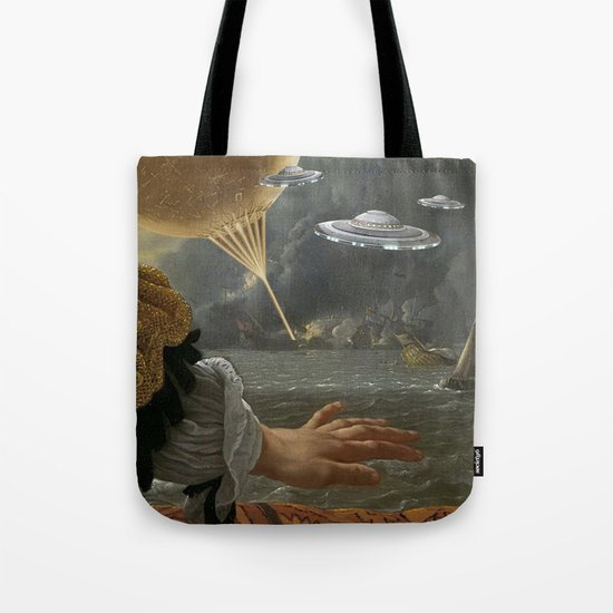 BIG SHIPS Tote Bag