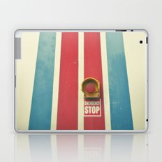 Emergency Stop Laptop & iPad Skin