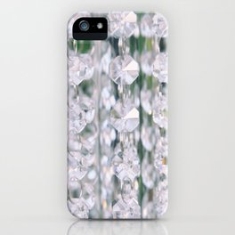 fake rain iPhone Case