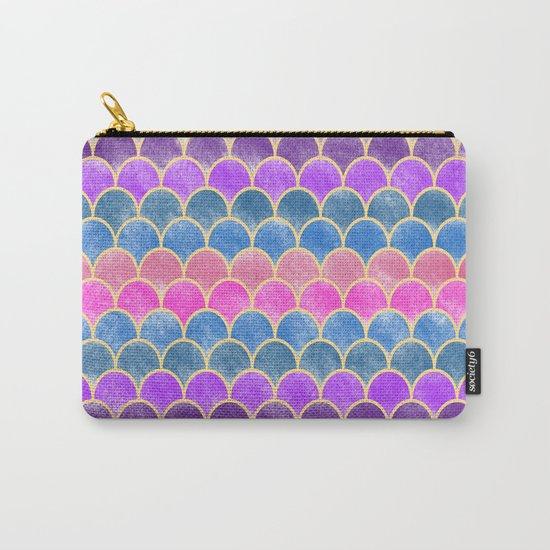 Lovely Pattern VI (Glitter Version) Carry-All Pouch