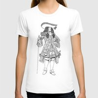 spanish T-shirts featuring Spanish Explorer by Art of Tom Tierney