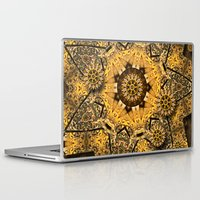 clockwork Laptop & iPad Skins featuring Clockwork Dream by DebS Digs Photo Art
