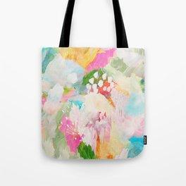fantasia: abstract painting Tote Bag