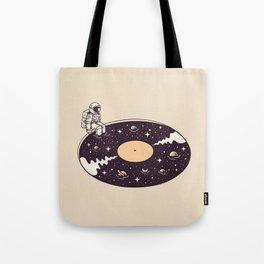 Cosmic Sound Tote Bag