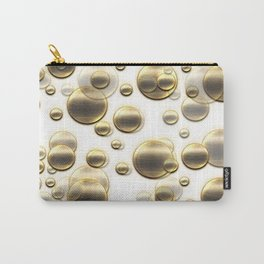 Gold Shower Carry-All Pouch