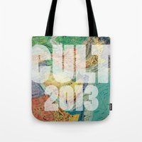 globe Tote Bags featuring globe by Chad spann