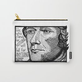 Alexander Hamilton Carry-All Pouch