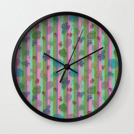 sea shell imagination  Wall Clock