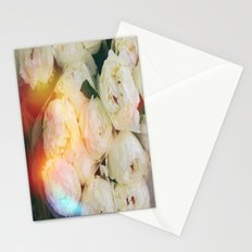 Peony pleasure Stationery Cards