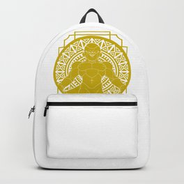 Stained Glass - Dragonball - Golden Frieza Backpack