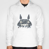 totes Hoodies featuring Totes by D. A. M. Good Prints