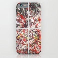 Trezzo - quadriptych (4 panels) Slim Case iPhone 6s