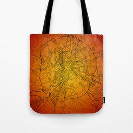 Roma map Tote Bag