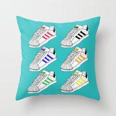 Adidas Throw Pillow