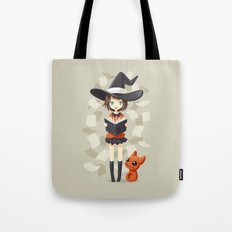Little Witch 2 Tote Bag