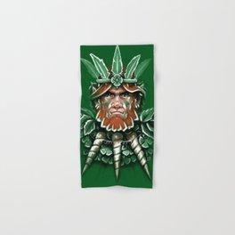 Wild Leprechan Hand & Bath Towel