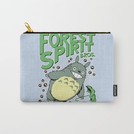 Forest Spirit Bros. Carry-All Pouch