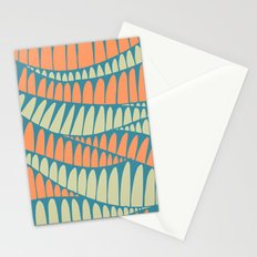 Sahara Desert in pastel colours 7 Stationery Cards