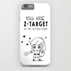Z-Target of My Affection Slim Case iPhone 6s