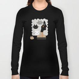 STRAY CAT Long Sleeve T-shirt