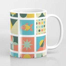 Geometric pattern #2 Coffee Mug