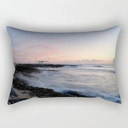 Akumal Mexico Rectangular Pillow