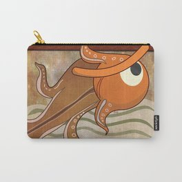 angry fish eye Carry-All Pouch