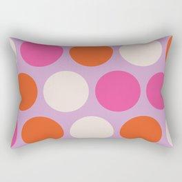 Miss Little Polks Dots Rectangular Pillow