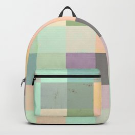 Abstract Geometry No. 16 Backpack