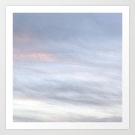 Clouded Dreams Art Print
