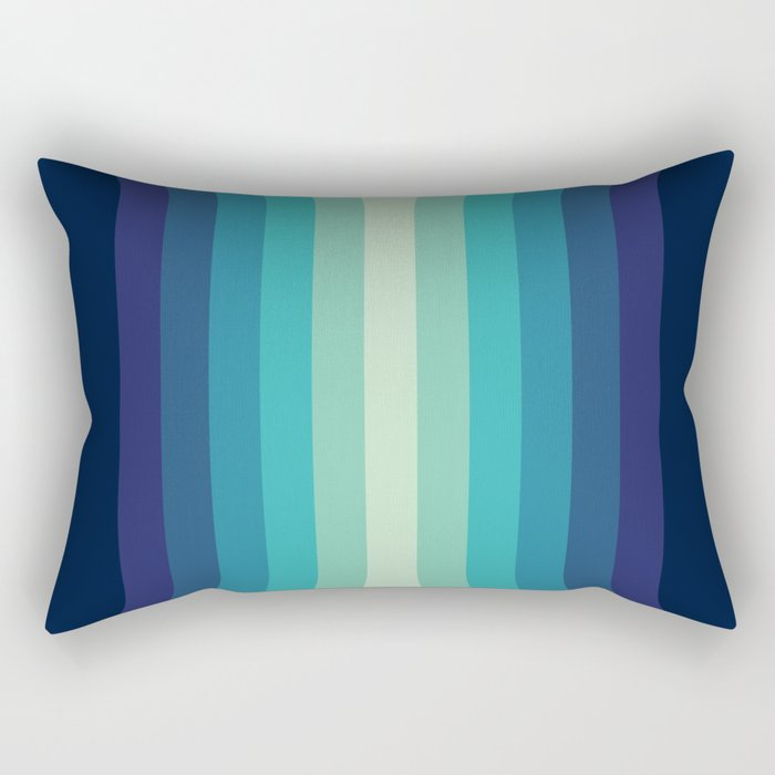 Retro Smooth 001 Rectangular Pillow